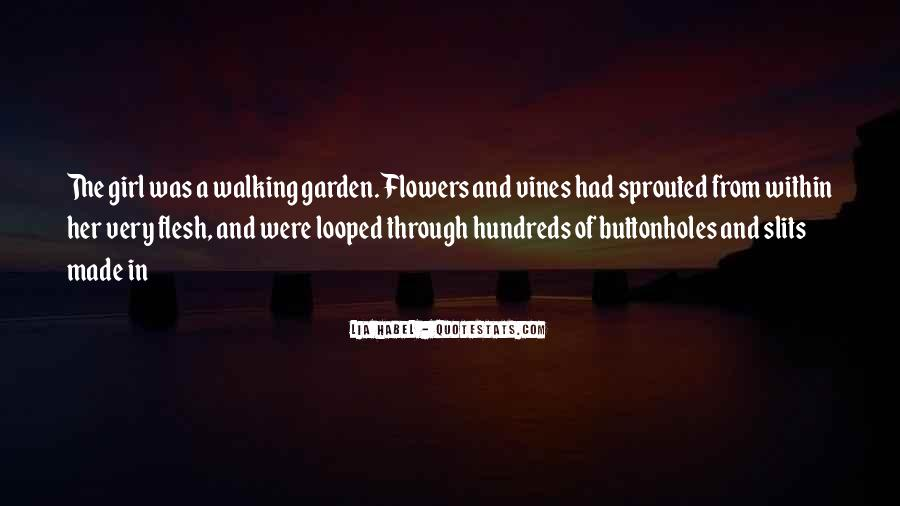 Flowers Of Quotes #109305