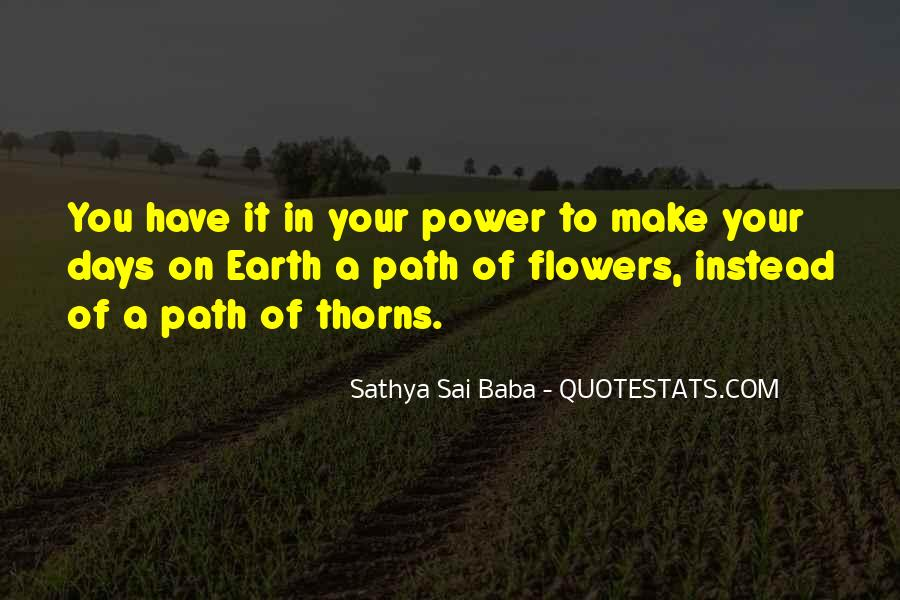 Flowers Of Quotes #38418