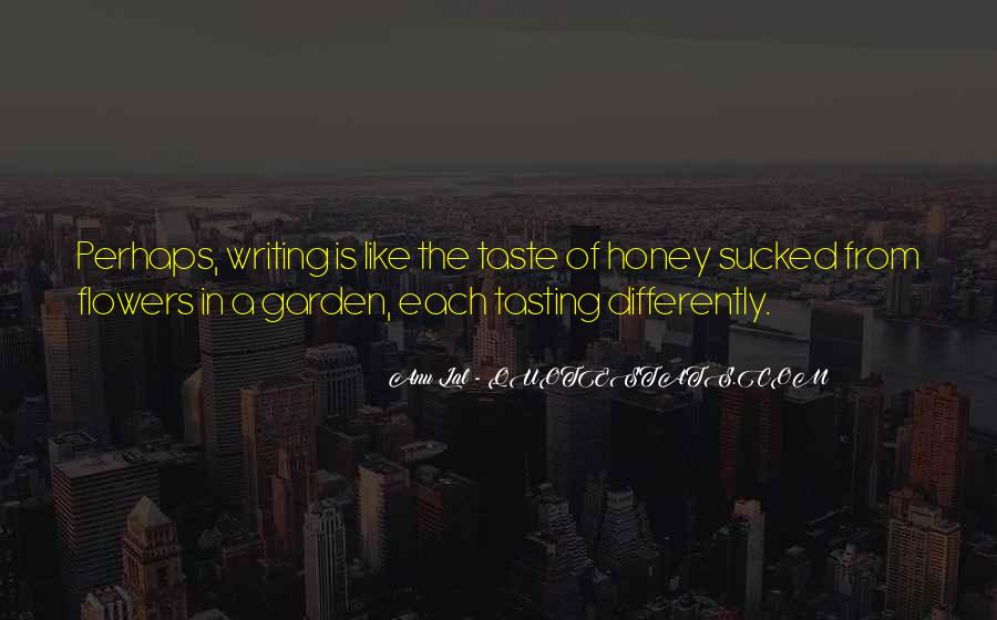 Flowers Of Quotes #59524