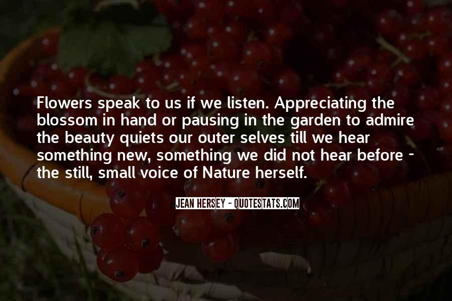 Flowers Of Quotes #6057