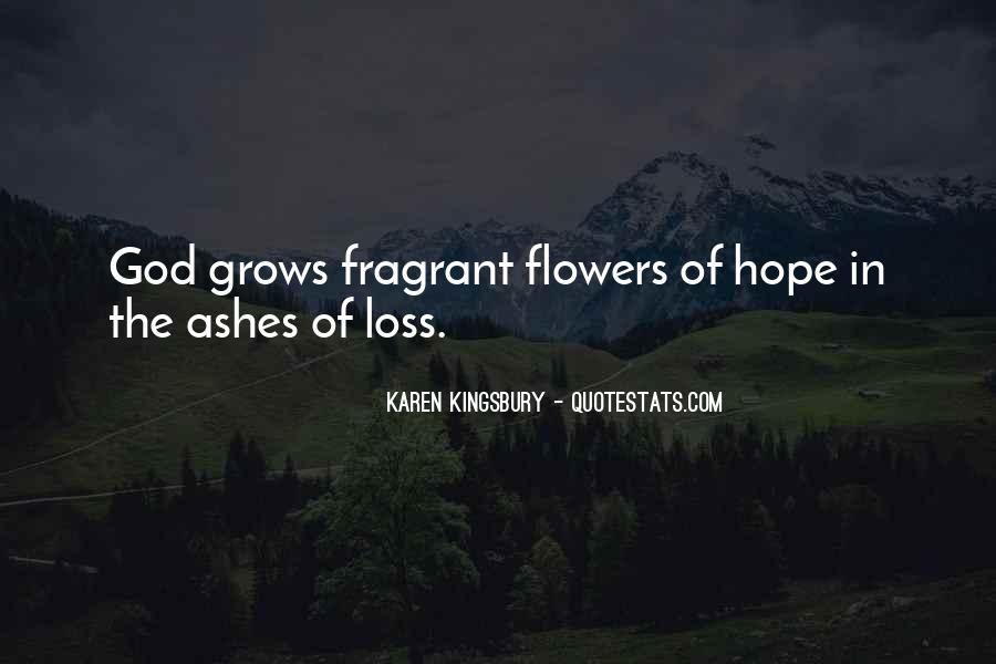 Flowers Of Quotes #76651