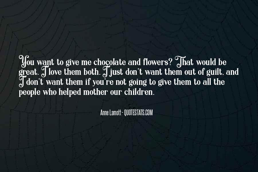Flowers Of Quotes #82519
