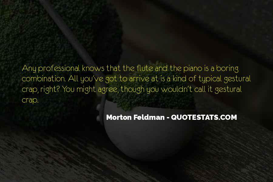 Flute Quotes #1043205