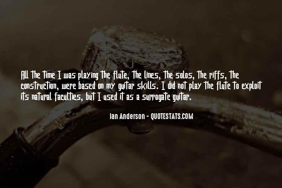 Flute Quotes #1056094