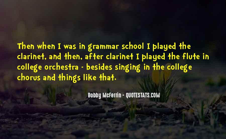 Flute Quotes #1085391