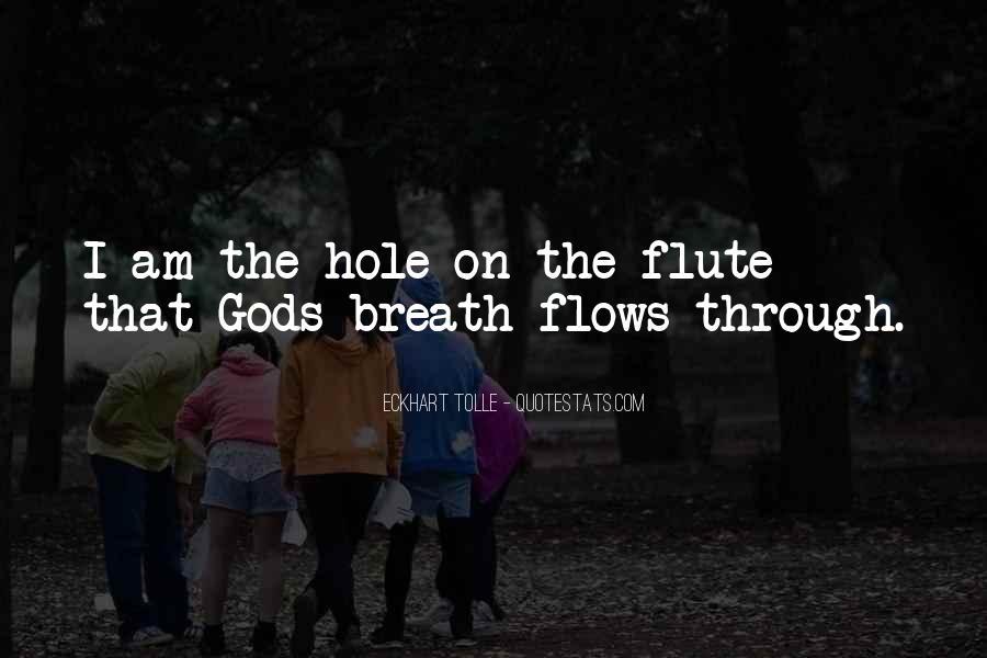 Flute Quotes #1109524