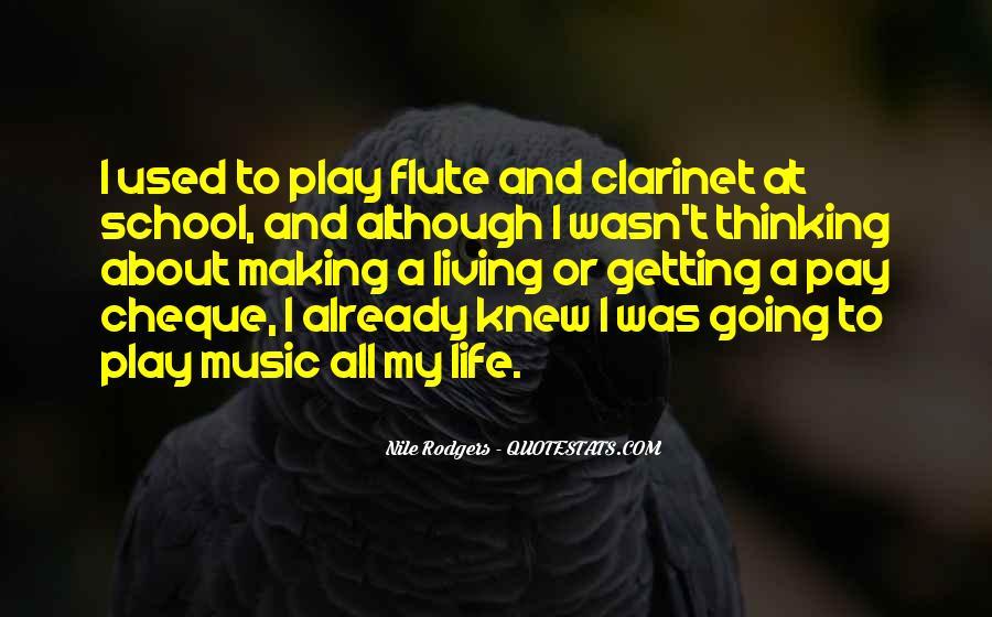 Flute Quotes #1156509