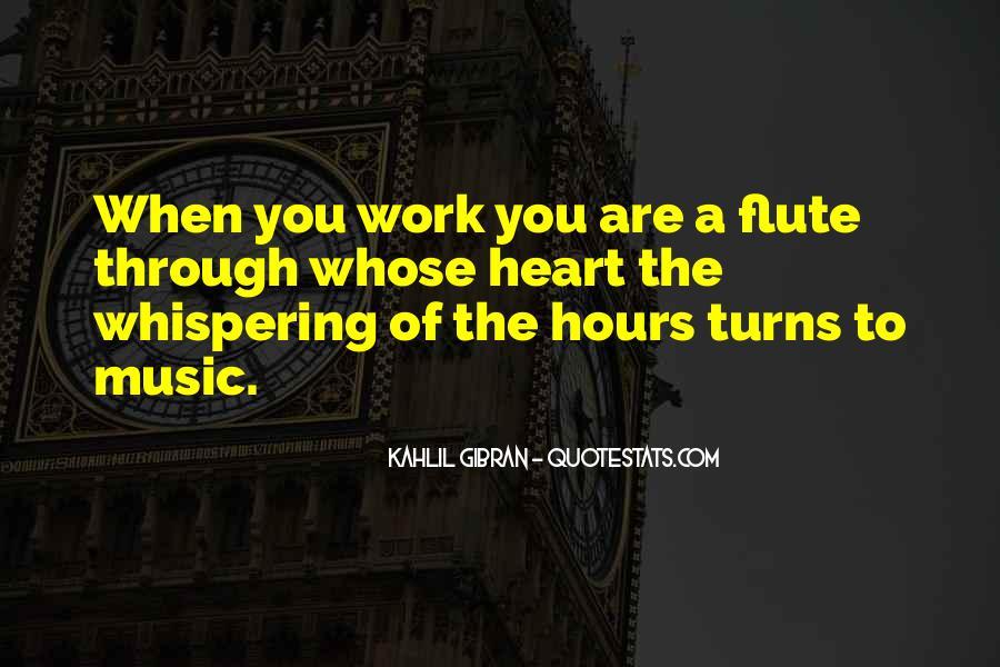 Flute Quotes #133145
