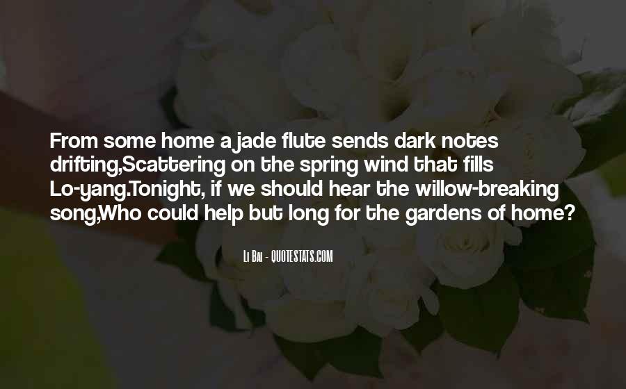 Flute Quotes #267054
