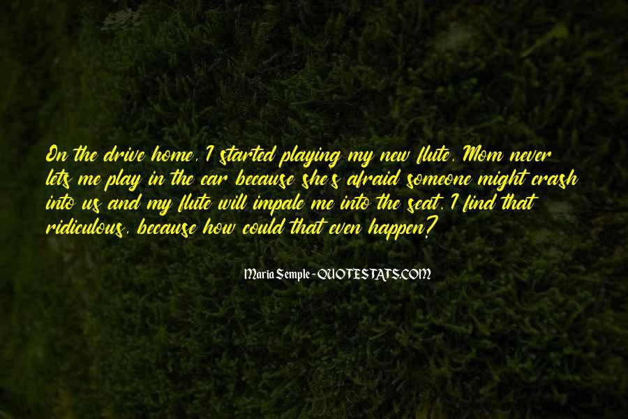 Flute Quotes #465891