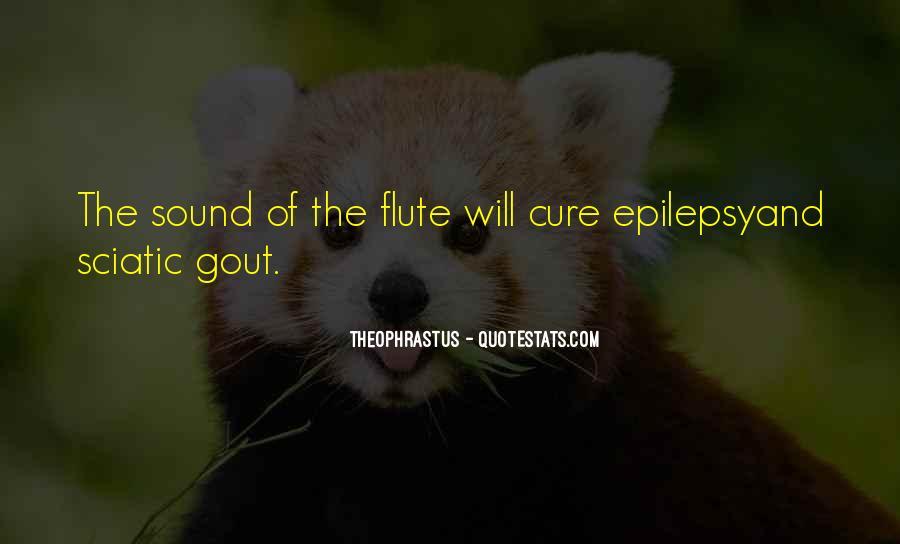 Flute Quotes #494563