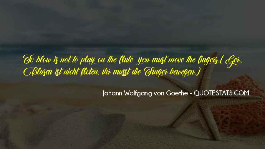 Flute Quotes #557985