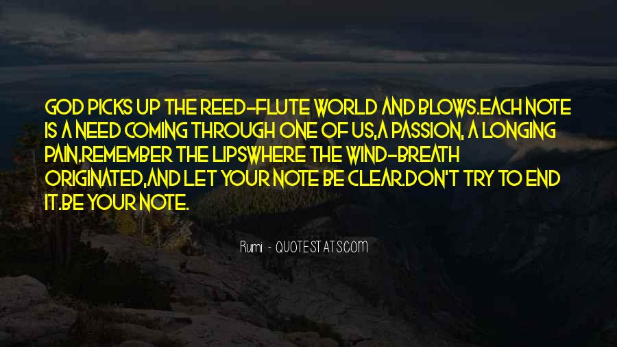 Flute Quotes #643967
