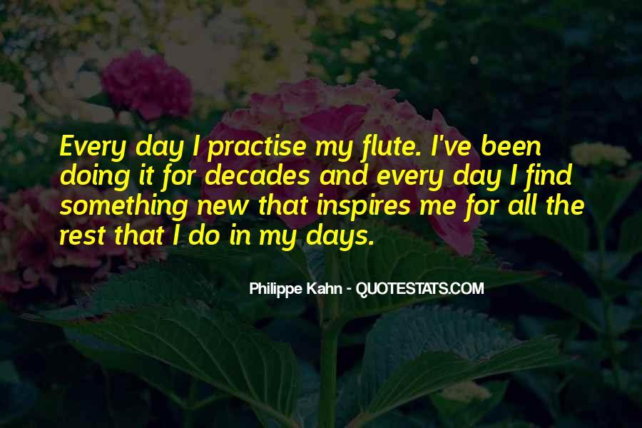 Flute Quotes #68119