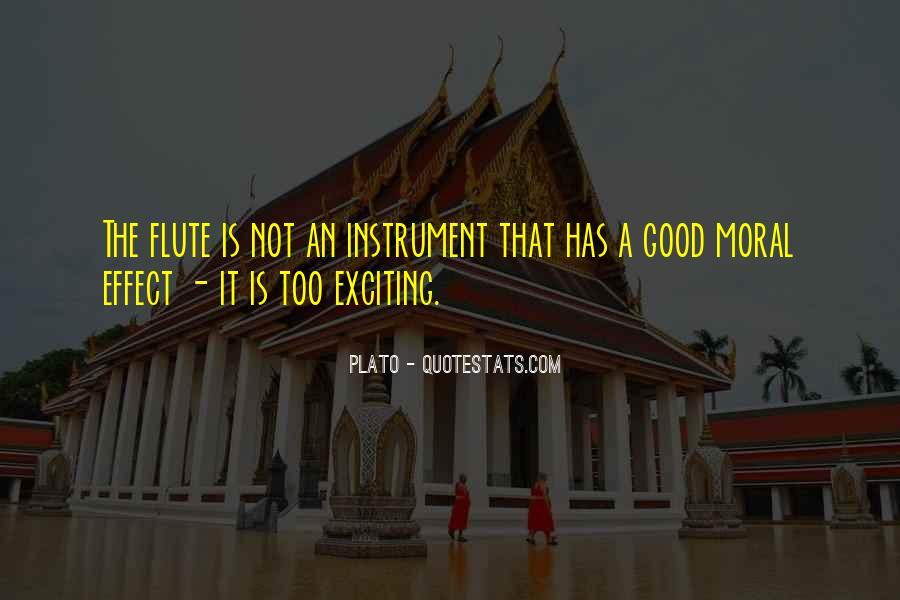 Flute Quotes #774129