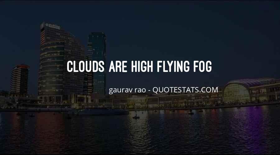 Flying High Funny Quotes #160894