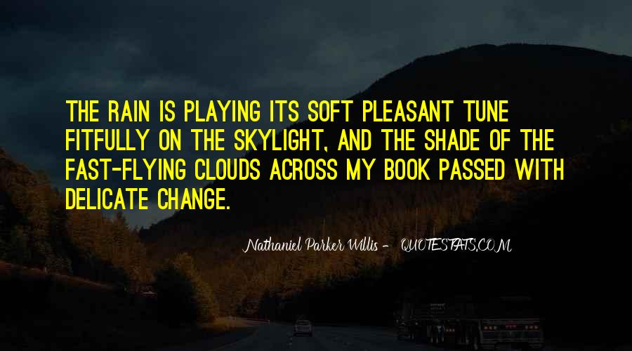 Flying Over Clouds Quotes #1033012