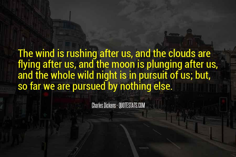 Flying Over Clouds Quotes #1431318