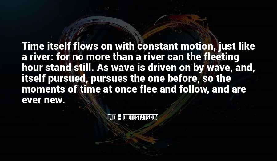 Follow The Flow Quotes #1026358