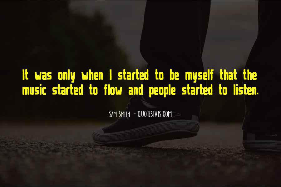 Follow The Flow Quotes #1501961