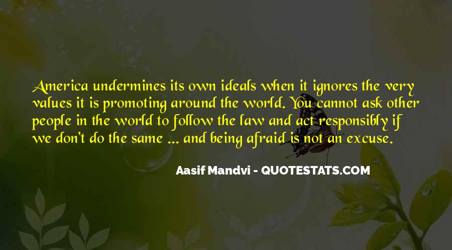 Follow The Law Quotes #1275843