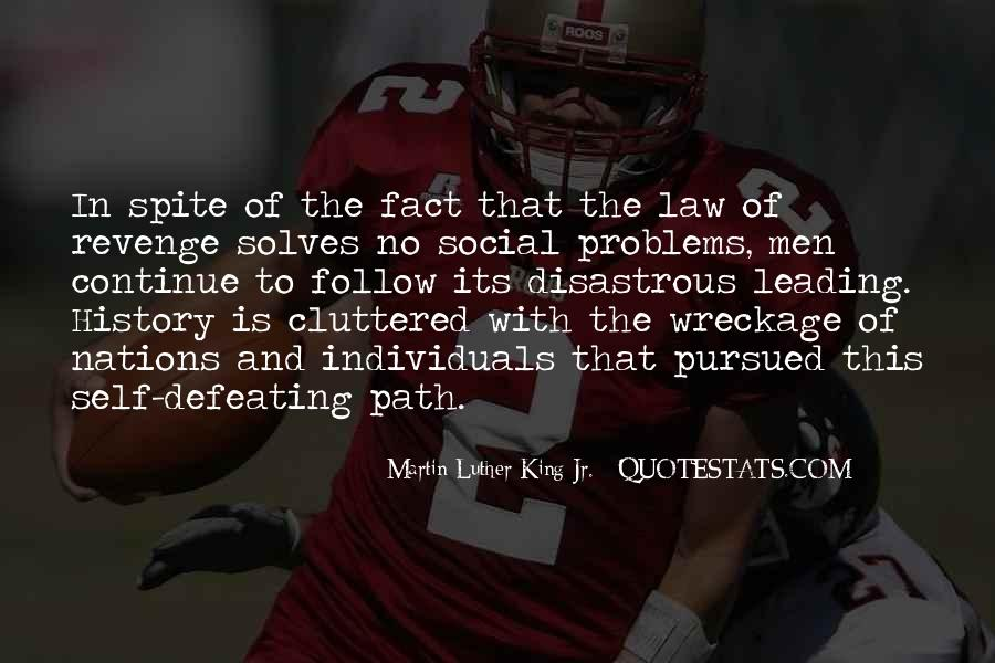 Follow The Law Quotes #1497386