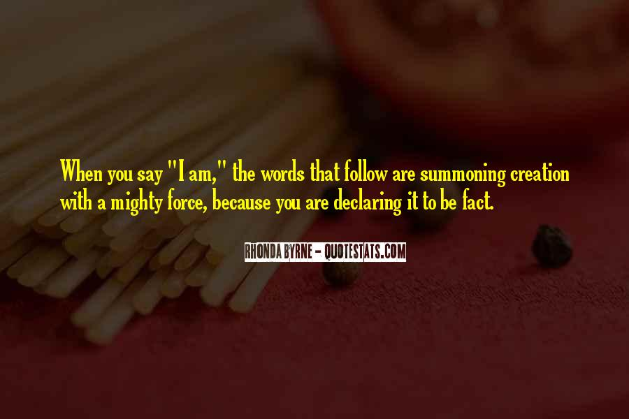 Follow The Law Quotes #74507