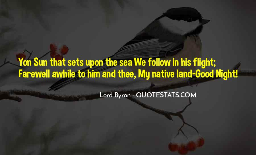 Follow The Lord Quotes #1114760