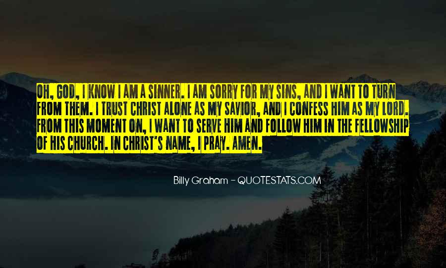 Follow The Lord Quotes #133944