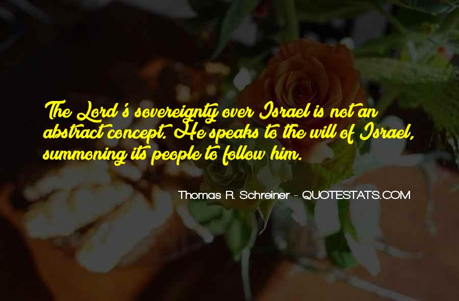 Follow The Lord Quotes #1685196