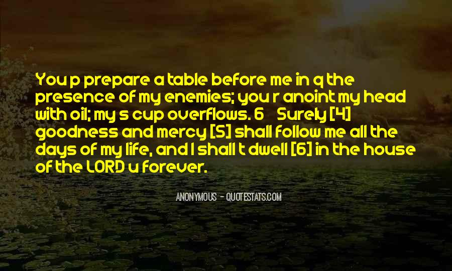 Follow The Lord Quotes #1816352