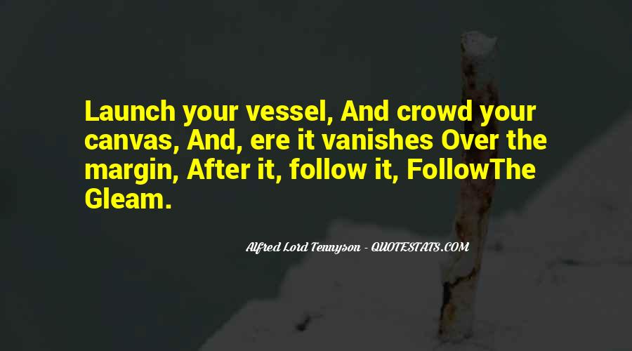 Follow The Lord Quotes #434076