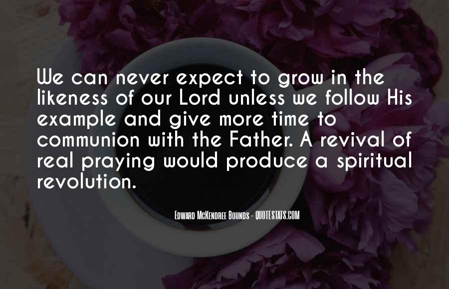 Follow The Lord Quotes #809491