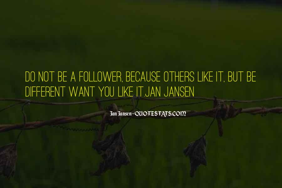 Follower Quotes #231823
