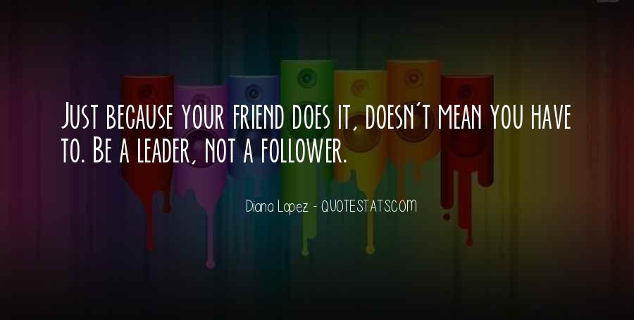 Follower Quotes #497052