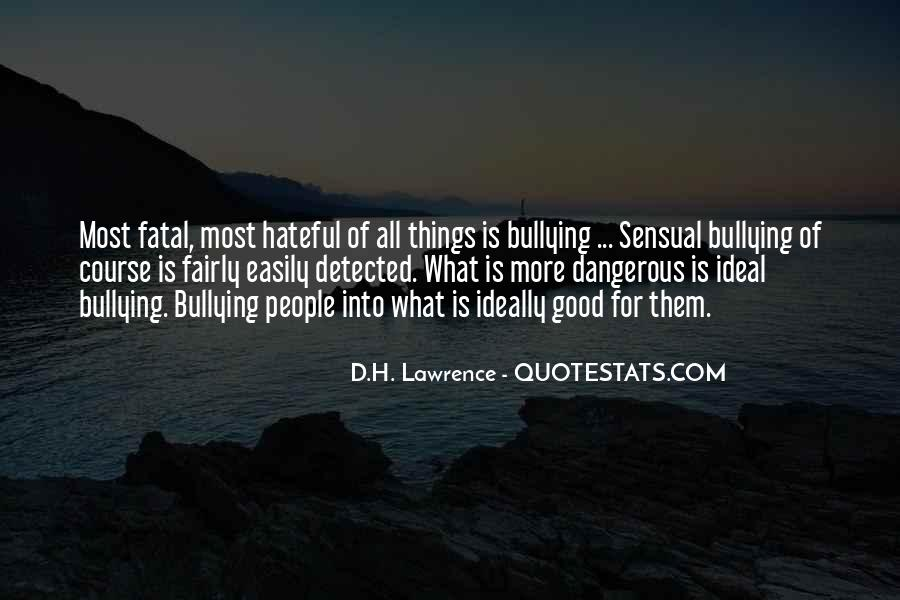 Quotes About Hateful People #1406877