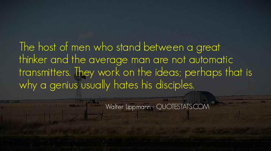 Quotes About Hate Work #295842