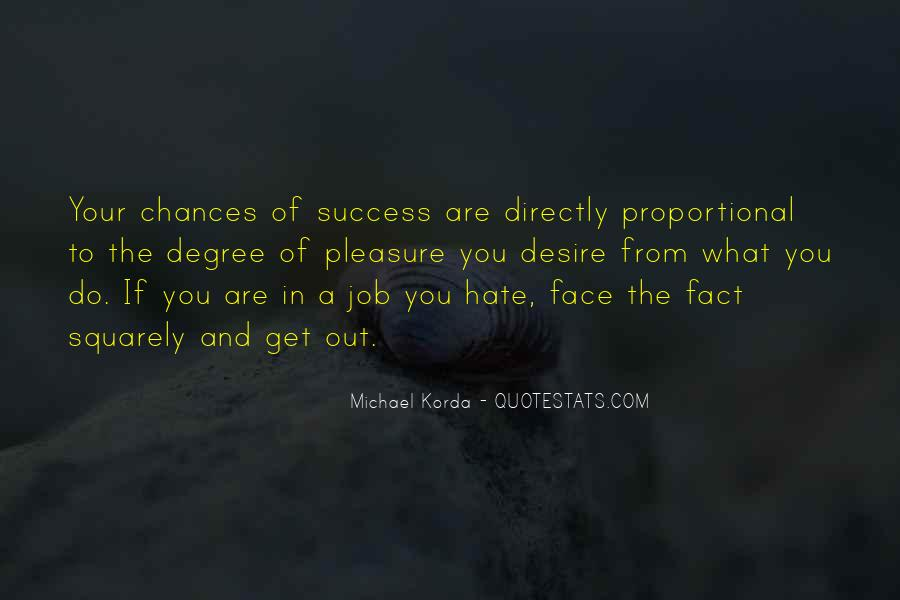 Quotes About Hate Work #69018