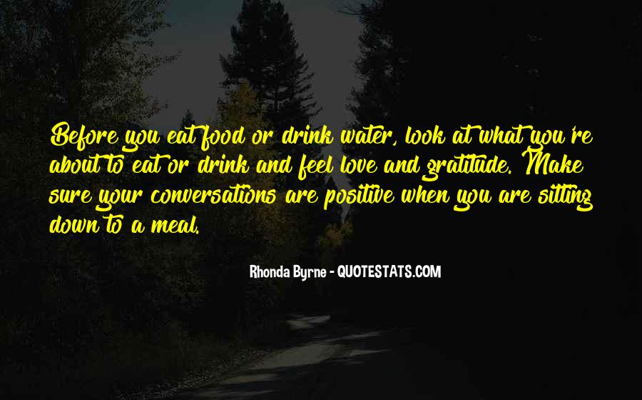 Food And Drink Quotes #1083806