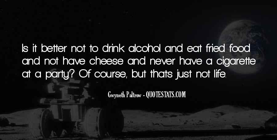 Food And Drink Quotes #239055