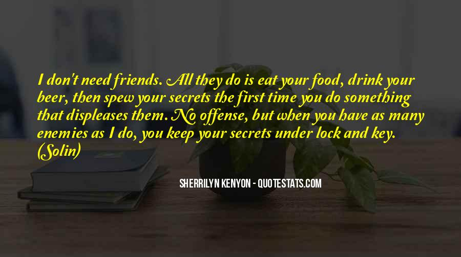 Food And Drink Quotes #34692