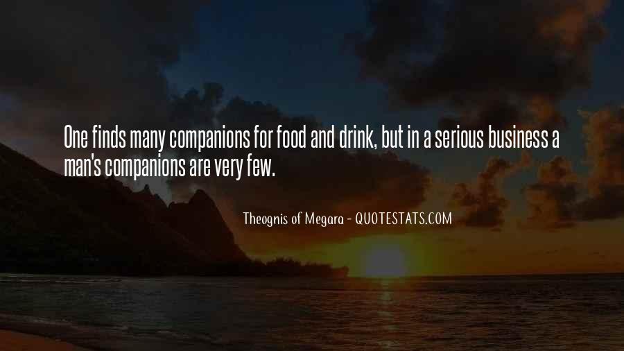 Food And Drink Quotes #4693