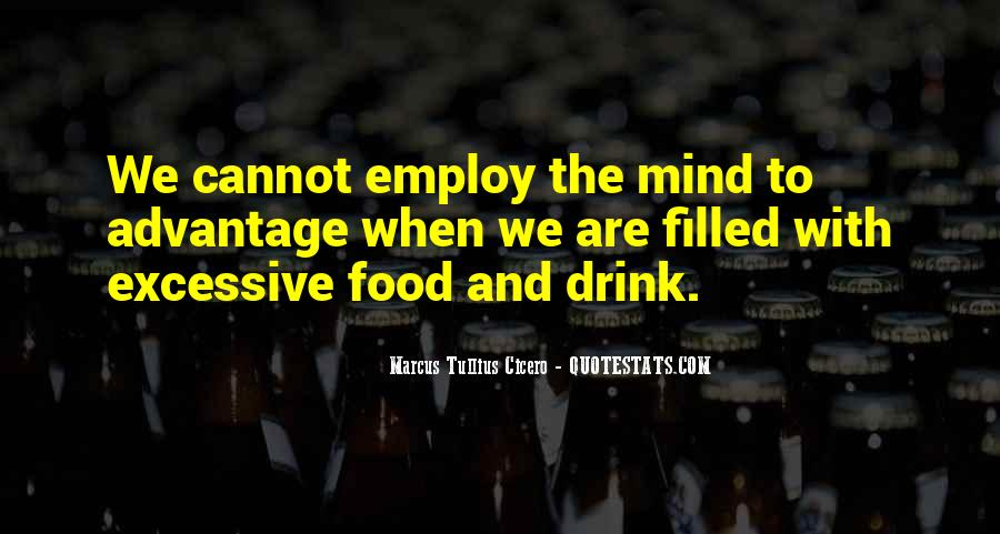 Food And Drink Quotes #774264