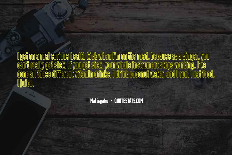 Food And Drink Quotes #775502
