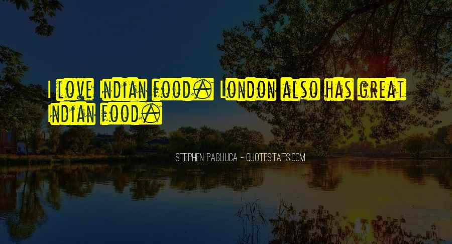 Food Food Quotes #14880