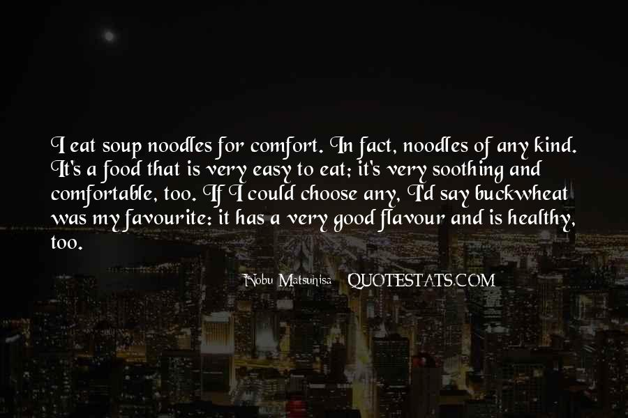 Food Food Quotes #15499