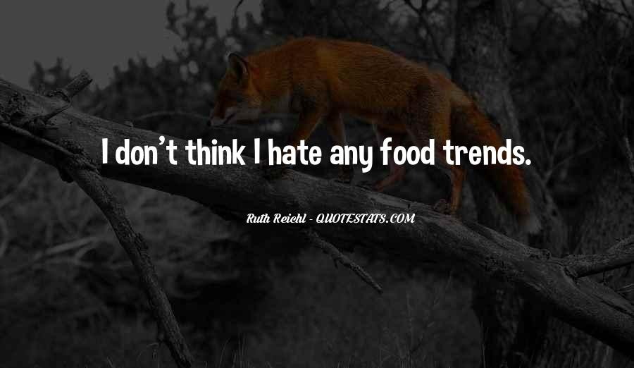 Food Food Quotes #5761