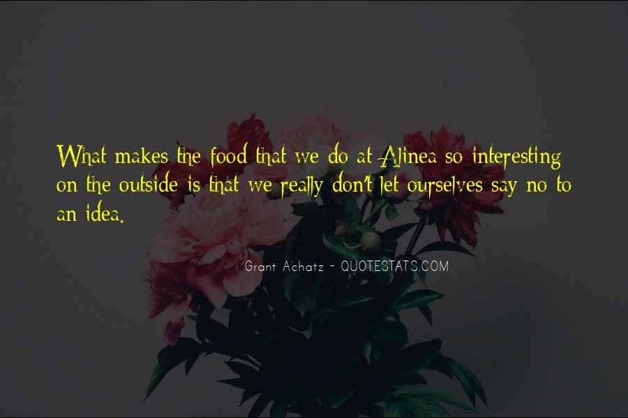 Food Food Quotes #6688
