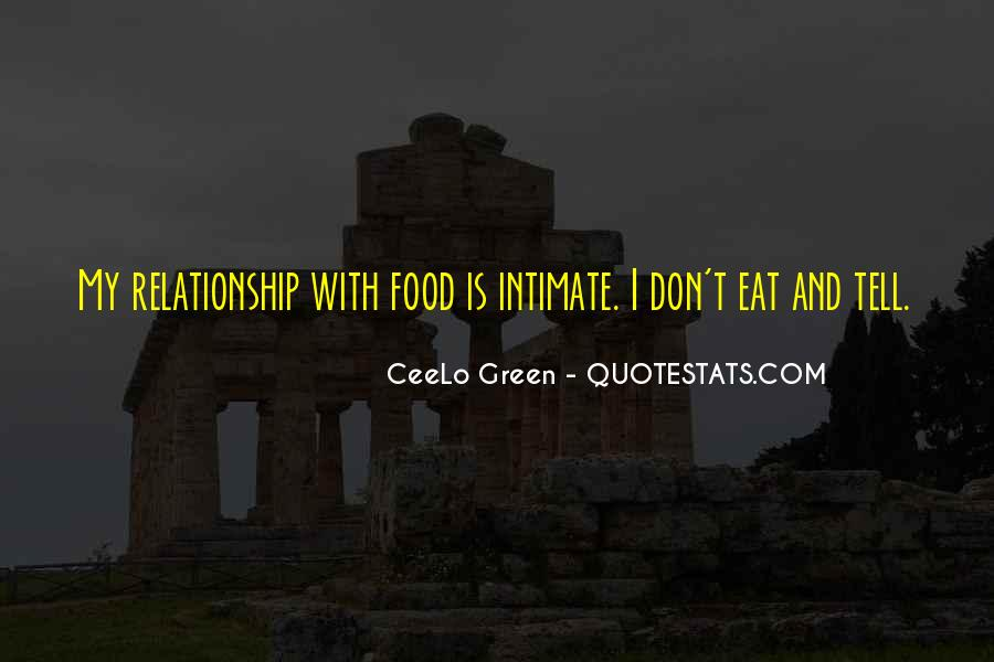 Food Food Quotes #674