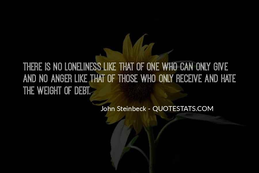 Quotes About Hate And Anger #1155015